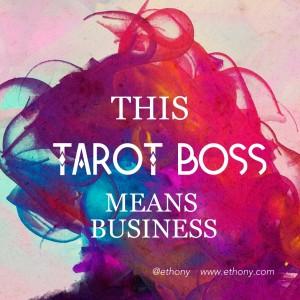 Tarot Boss 3