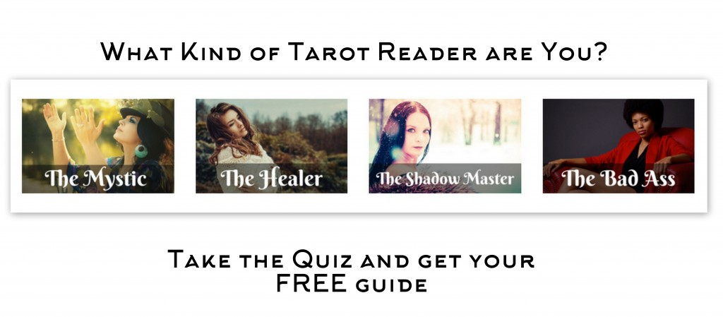 Tarot Reader Personaility