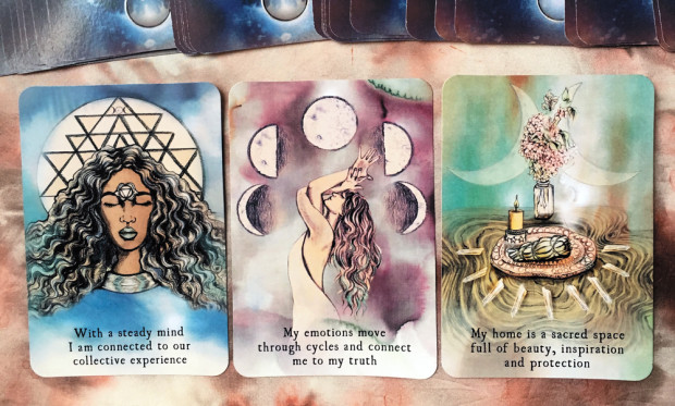 Interview Tarot Deck