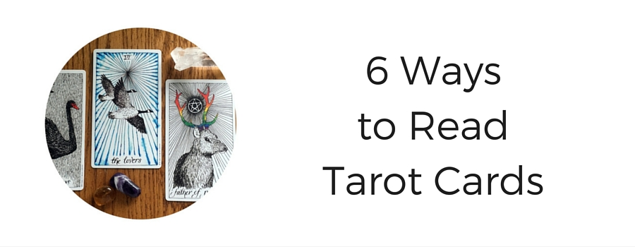 Tarot Tutorials (4)