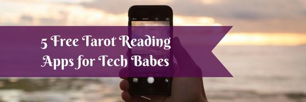 5 Free Tarot Reading Apps for Tech Tarot Babes - Ethony