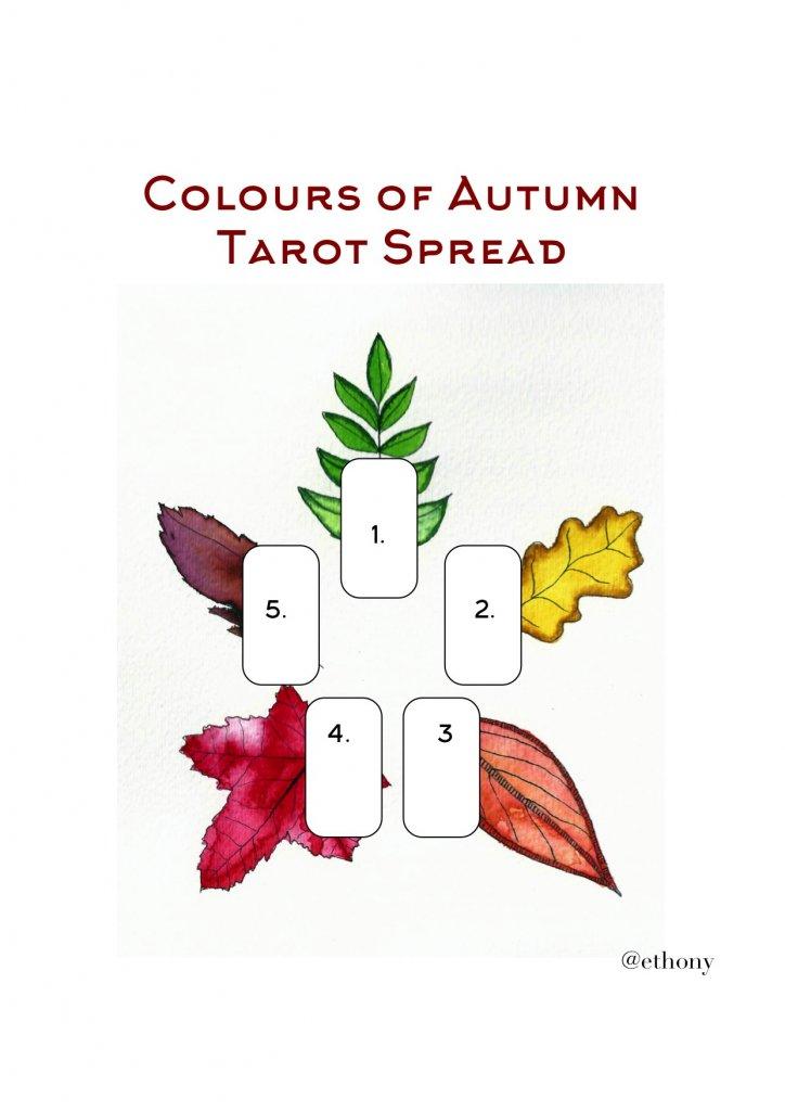 colors-of-autmun-tarot-spread-ethony