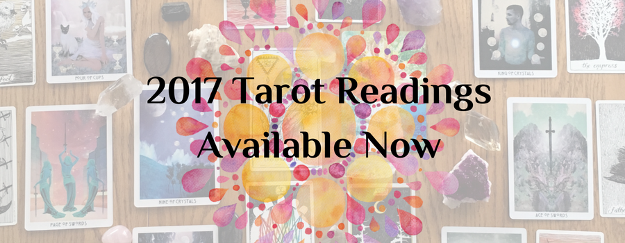 2017 Tarot Readings