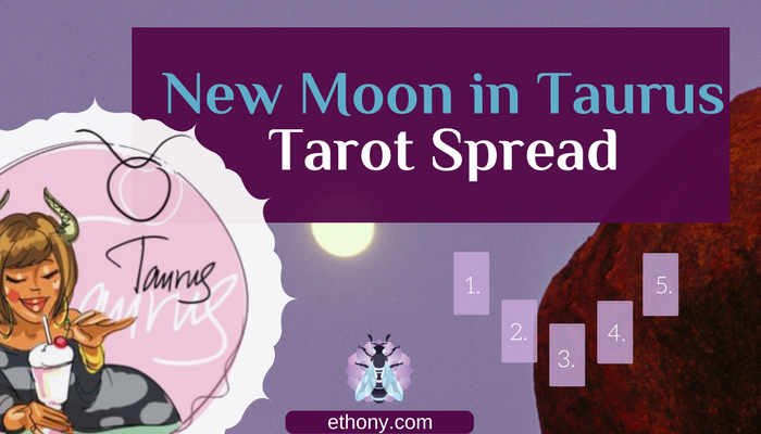 New Moon in Pisces - Dream Work and Tarot Spread