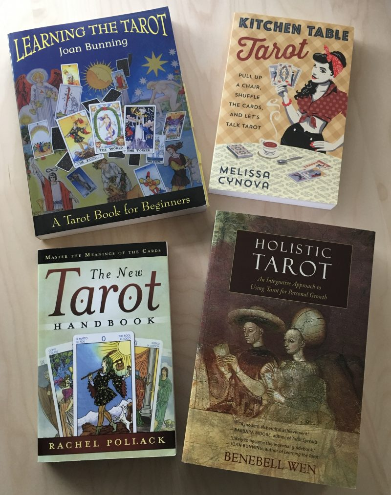 Tarot Books for Beginners 2