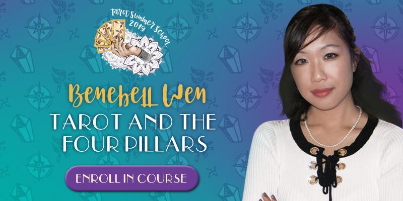 Tarot and the Four Pillars Enroll
