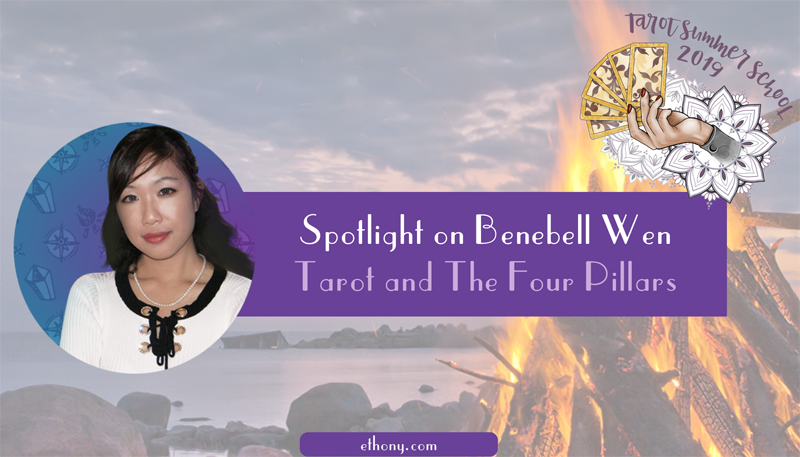 spotlight on benebell wen tarot and the four pillars