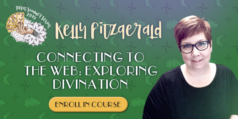 Kelly Fitzgerald - Connecting To The Web: Exploring Divination