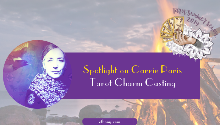 spotlight on tarot charm casting