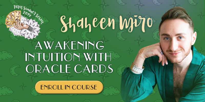 Shaheen Miro - Awakening Intuition With Oracles