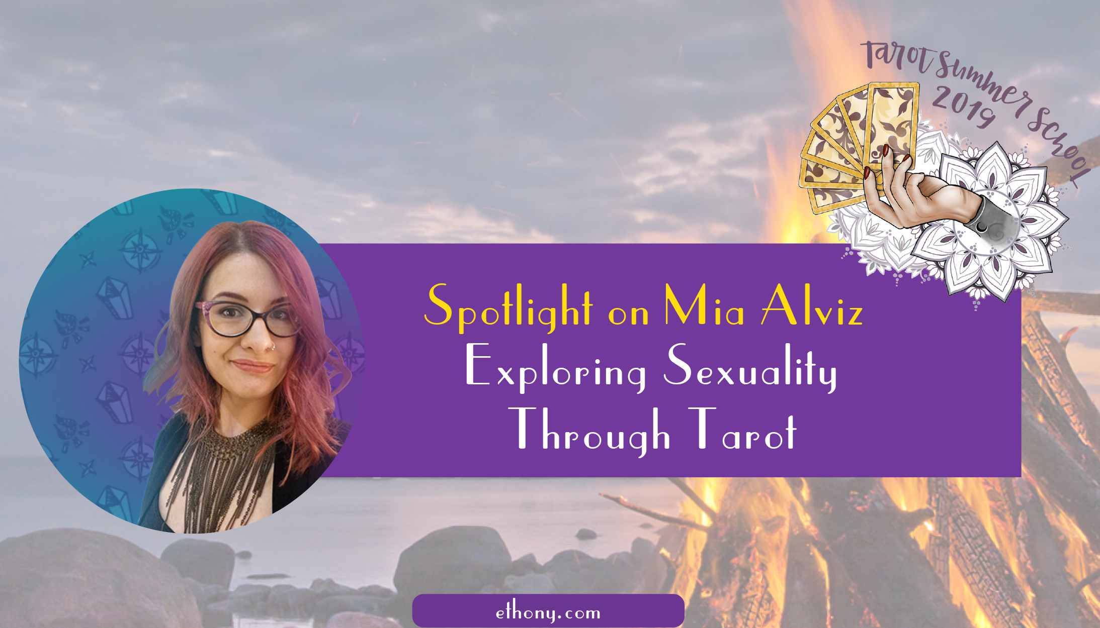 spotlight on mia alviz
